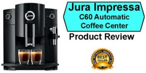 Jura automatic coffee machine price