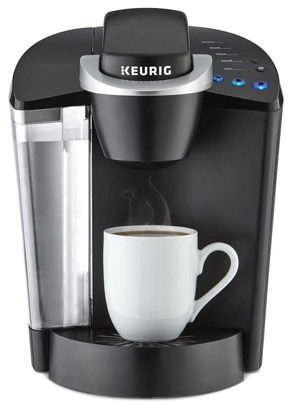 Keurig K55 Single Serve Programmable K-Cup Pod Coffee Machine - Best Coffee Machine