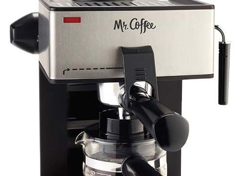 Best Espresso Machine Under 100 - Mr Coffee Espresso machine