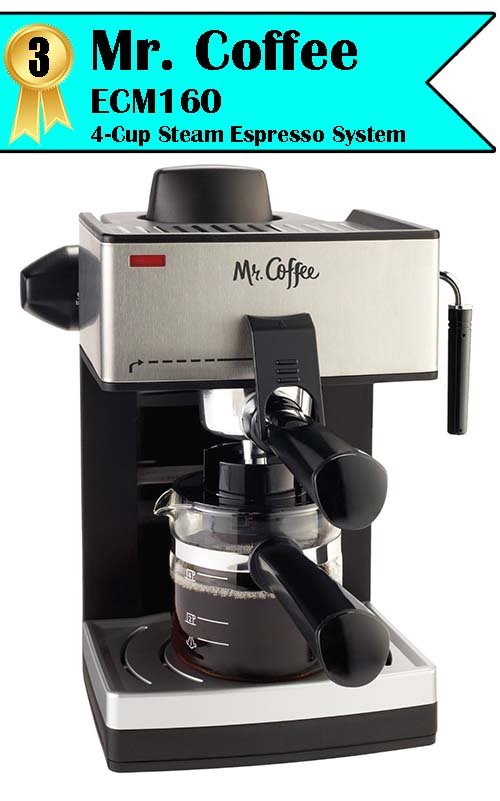 Best Espresso Machines Under 100 2017 Detailed Guide