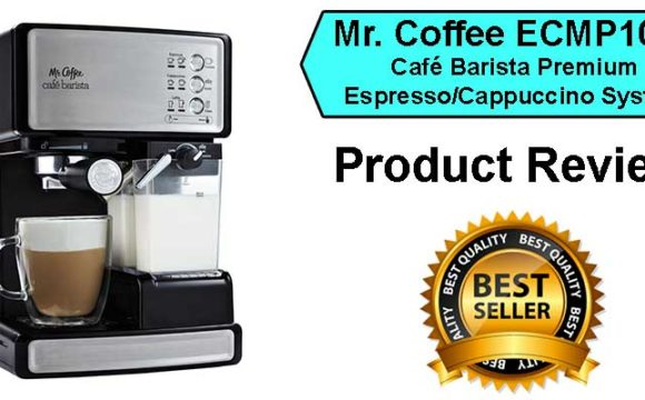 best espresso machine under 200 Mr. Coffee ECMP1000