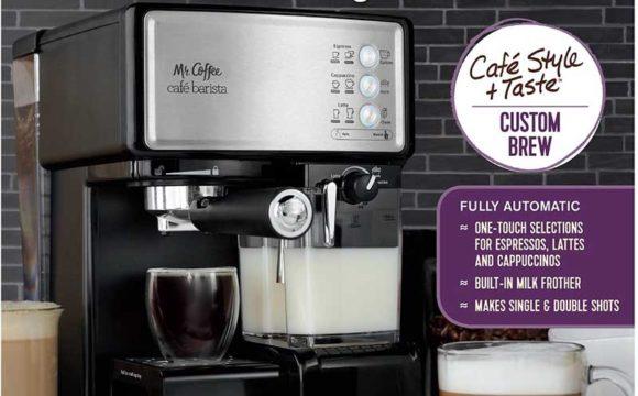 best espresso machine under 200 - For Sale Mr. Coffee ECMP1000