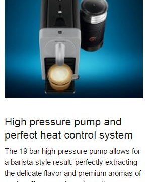Nespresso C75 High Pressure Pump