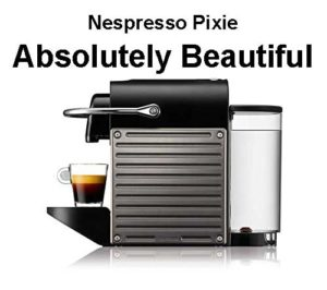 best espresso machine under 200 - Nespresso Pixie Price