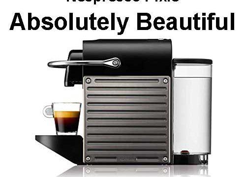 best espresso machine under 200 - Nespresso Pixie Price