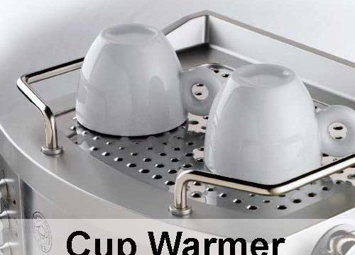 delonghi ec702 cup warmer