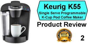 keurig K55 Review Best Coffee Machine Ranked