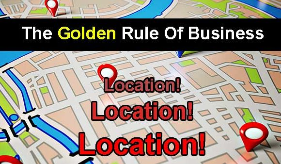 Business Location - Tips for Starting a Coffee Shop
