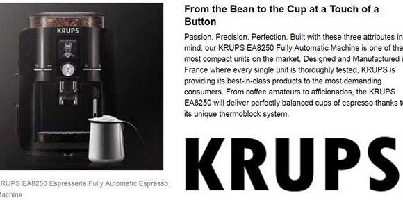 2017 best espresso machine
