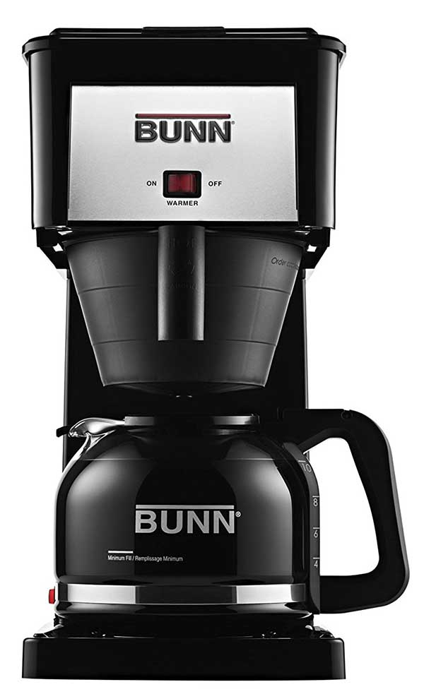 Best Coffee Makers - BUNN GRB Velocity Brew