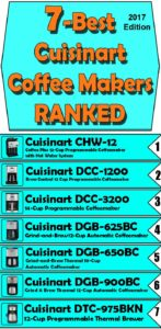 Best Cuisinart Coffee Makers Ranked