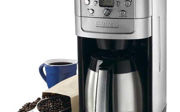 Best Drip Coffee Maker Cuisinart DGB-900BC