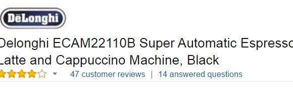 Best Espresso Machine Under 1000 Customer Ratings