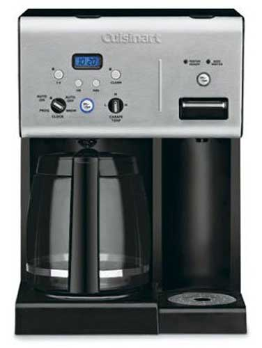 Cuisinart CHW Coffee Plus - Best Coffee Makers