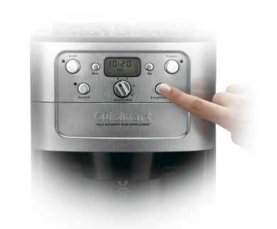 Cuisinart DGB-900BC coffee maker
