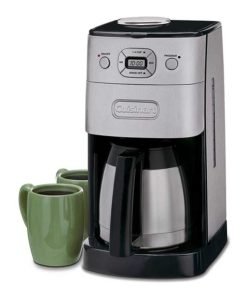 Cuisinart coffee maker DGB-650BC grind and brew coffee maker for sale