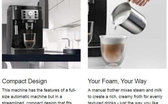Delonghi Super Automatic Espresso Machine