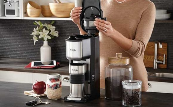 Grind and brew coffee maker for sale