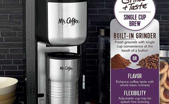 Coffee Maker Grind And Brew Ratings : Grind and brew coffee maker review