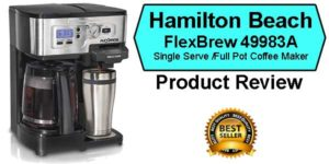 Hamilton Beach FlexBrew - Best Coffee Maker Ranked