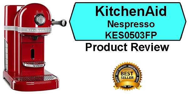 kitchen aid coffee machine review