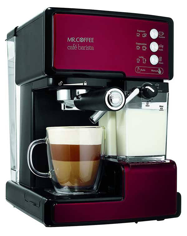 Mr. Coffee ECMP1106 Cafe Barista