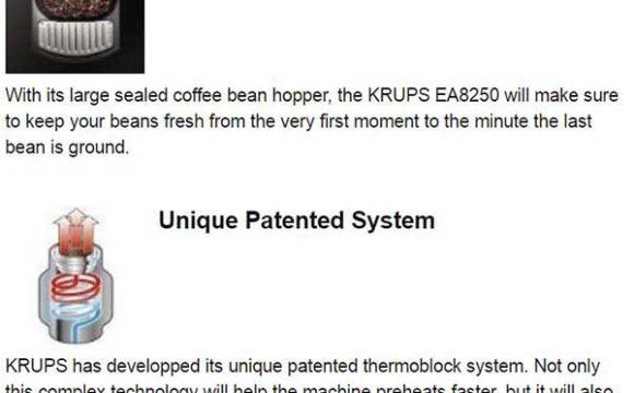 best espresso machine features