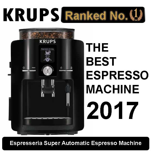 best espresso machine ranked and reviewed