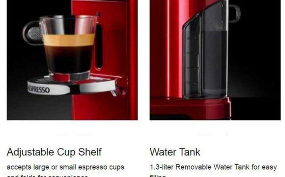 KitchenAid Nespresso System