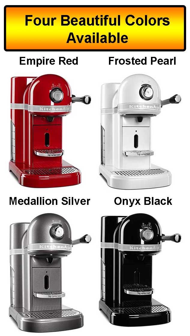kitchenaid espresso machine review