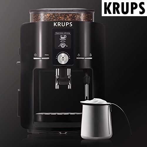 krups espresso machine krups ea8250 review. Black Bedroom Furniture Sets. Home Design Ideas