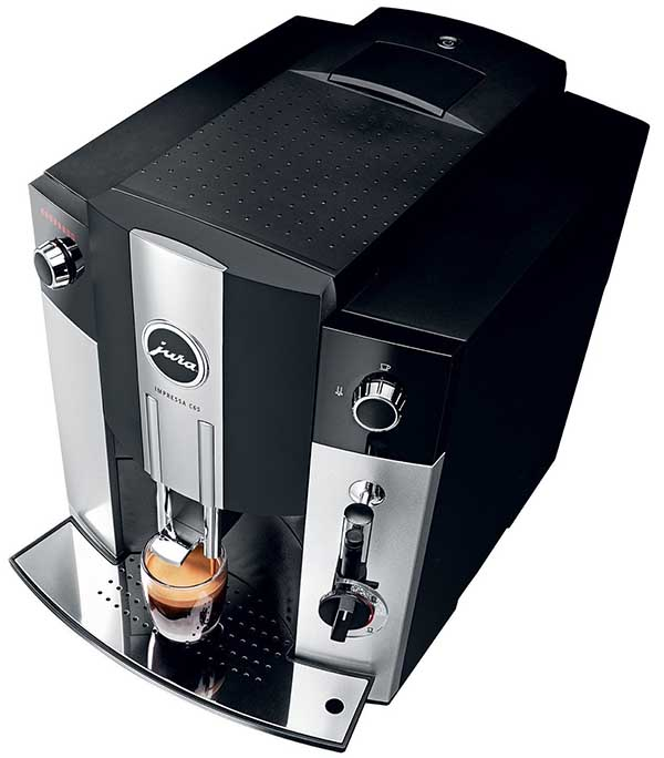 Best Espresso Machine Under 1000 - Jura Cappuccino System