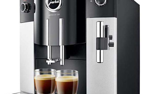Best Espresso Machine Under 1000 - Jura Impressa C65