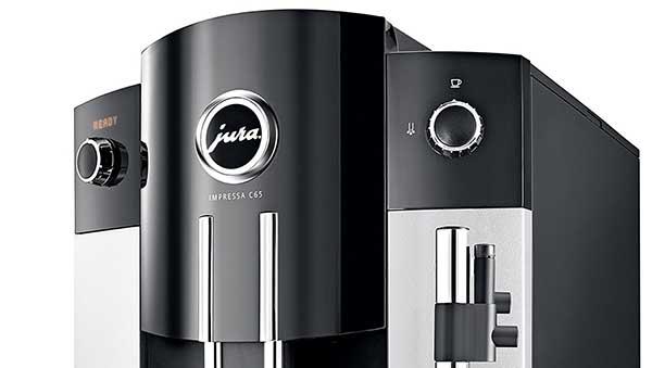 Best Espresso Machine Under 1000 - Jura Impressa C65 Espresso Machine