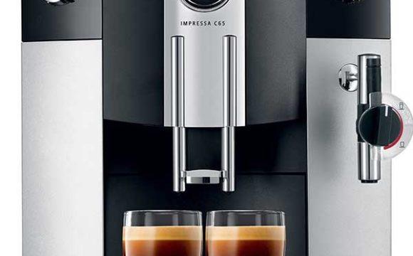 Best Espresso Machine Under 1000 - Jura Impressa C65 Price