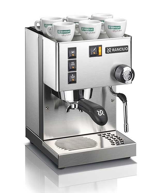Best Espresso Machine Under 1000 - Rancilio Silvia Espresso Machine