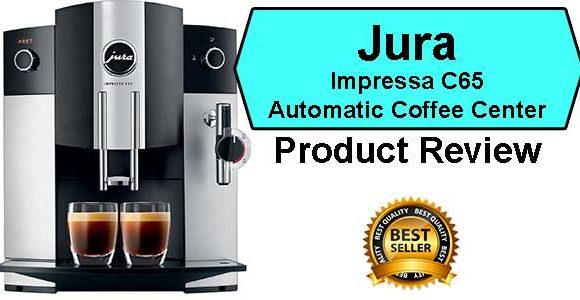Best Espresso Machine under 1000 Ranked Jura Impressa C65