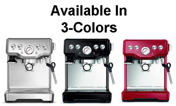 Breville The Infuser Best Espresso Machine