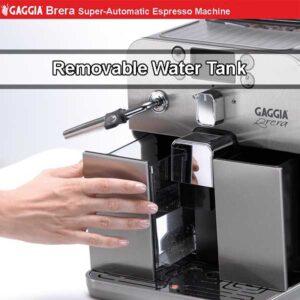 Gaggia Brera Cappuccino Machine