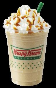 Krispy Kreme Frozen Latte Price