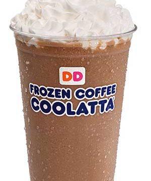 Dunkin Donuts Frozen Coffee Price