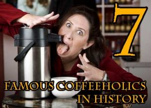 7 Famous People in History Who Were Obsessed With Coffee