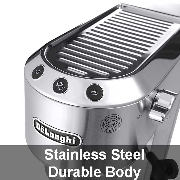 DeLonghi Dedica Best Home Espresso Machine Ranked
