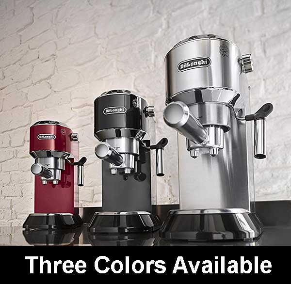 DeLonghi Dedica Ranked Best Espresso Machine