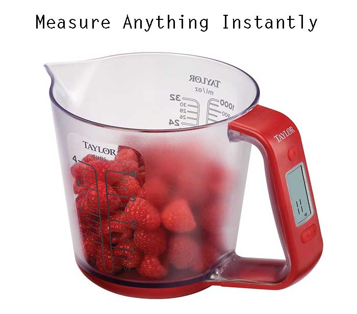 Digital Measuring Cup and Scale on sale