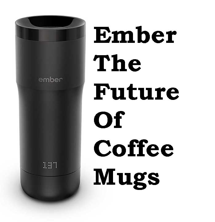 Ember coffee mug for sale