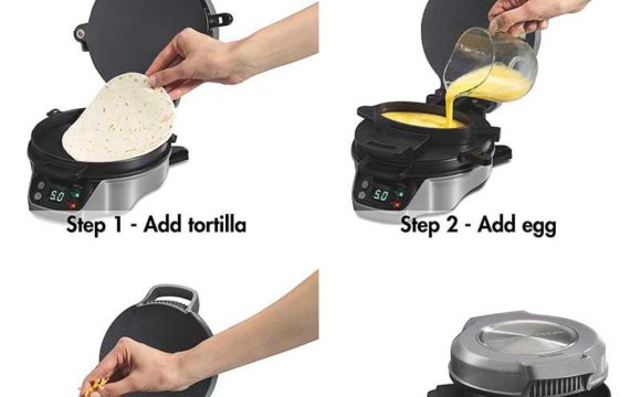 Kitchen Gadgets breakfast burrito maker