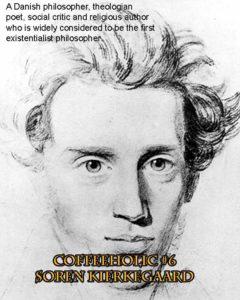 Soren Kierkegaard Coffee