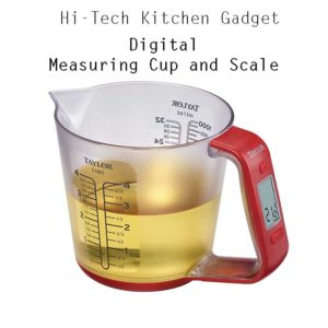 Taylor Digital Measuring Cup And Scale For Sale