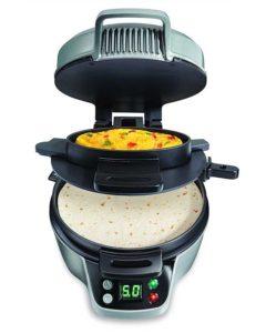 breakfast burrito maker